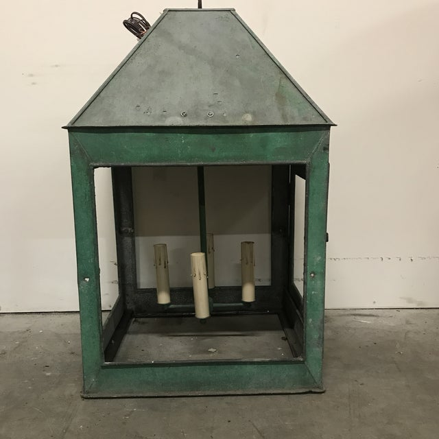1910s 1910s Repurposed English Lantern For Sale - Image 5 of 6