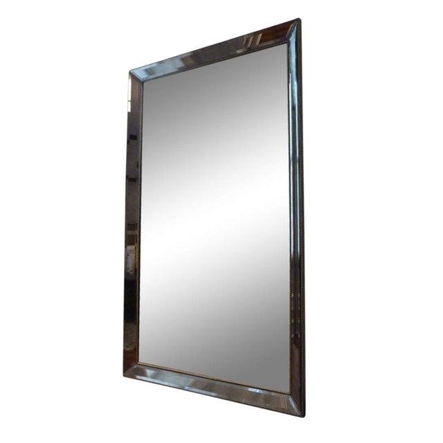 Restoration Hardware Venetian Bead Floor Mirror - Image 1 of 4