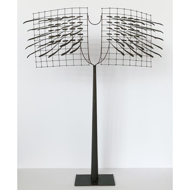 Abstract Christoph Bollinger Abstract Kinetic Sculpture For Sale - Image 3 of 13
