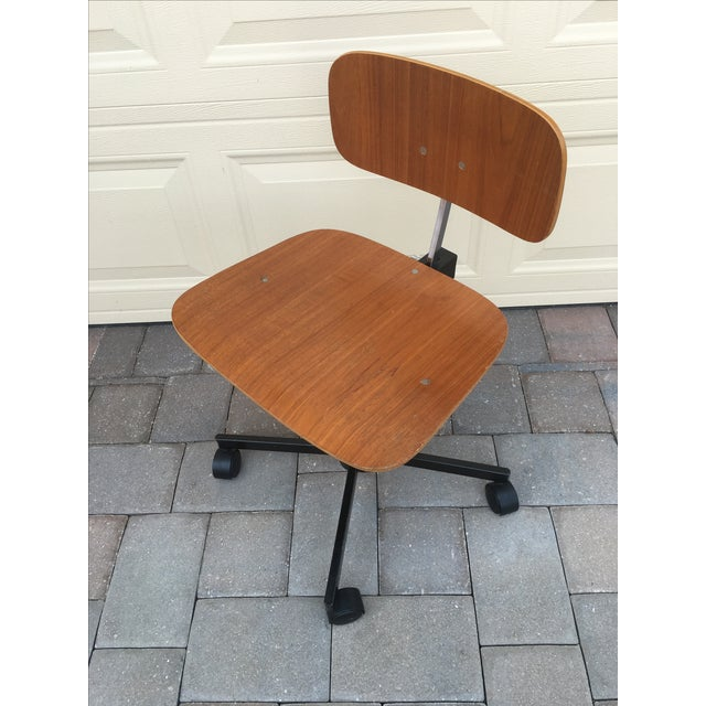 Rabami Stole Danish modern office chair. Excellent condition and a fabulous mid century find! Chair is in great working...