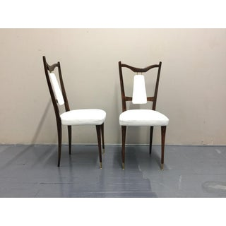 1960s Vintage Italian Dining Chairs - Set of 6 Preview