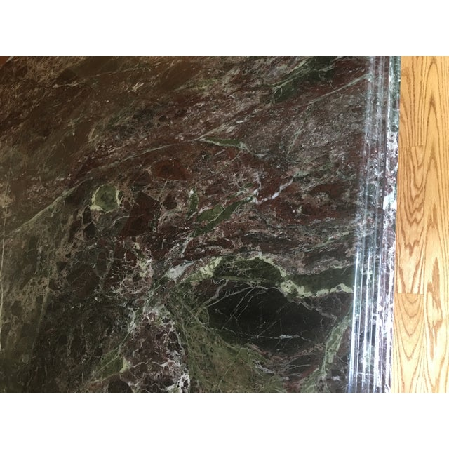 S Italian Marble Conference Table Chairish - Marble conference table for sale