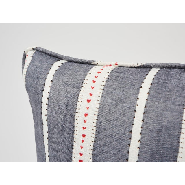 Amour is an especially lovely stripe created by Schumacher's Design Studio. Printed on fine linen, its delicate lines and...