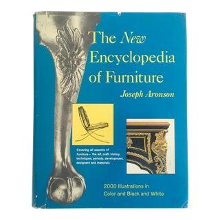 """The New Encyclopedia of Furniture"" Vintage 1967 Interior Design Furniture Book"
