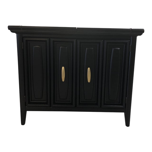 Midcentury Lacquered Bar For Sale