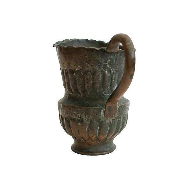 Egyptian Copper Vase - Image 5 of 5