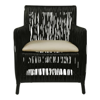 Hatch Chair, Black For Sale