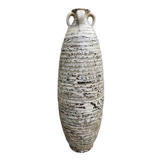 Artist Made Contempory Art Potter Vase