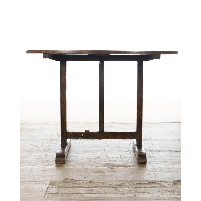 Antique 19th Century French Country Dining Table - Image 6 of 10