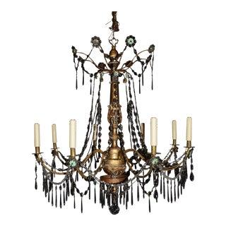 Antique Genovese chandelier