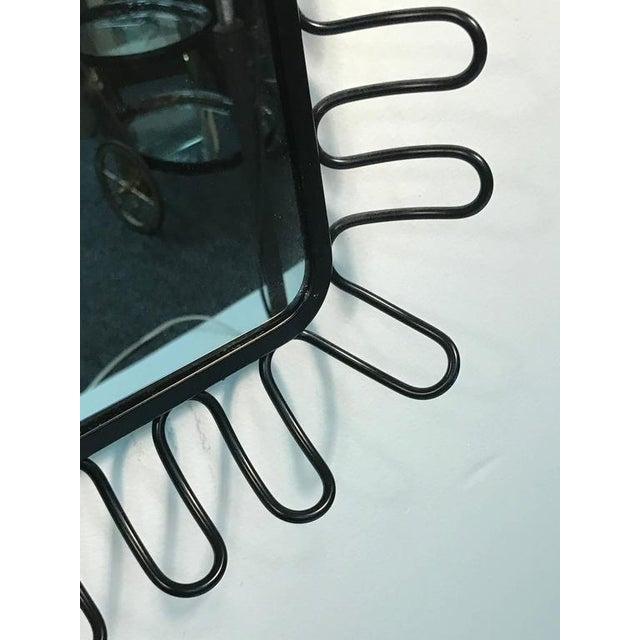 Beautiful Modern Mirror For Sale - Image 4 of 8