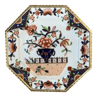 Antique Copeland Imari Plate For Sale