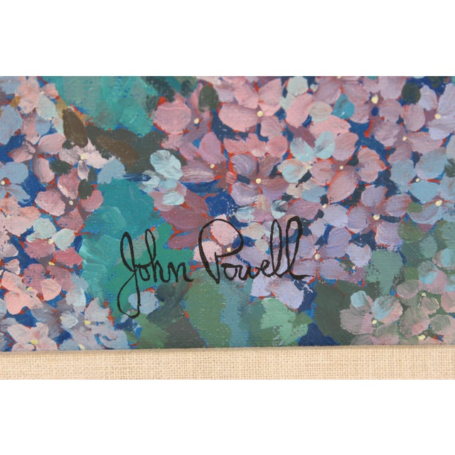 Chinoiserie Still Life by John Powell For Sale - Image 12 of 13