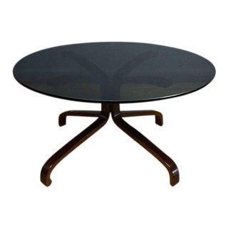 Sigurd Ressell Falcon Table for Vatne Møbler, Norway, 1970s For Sale