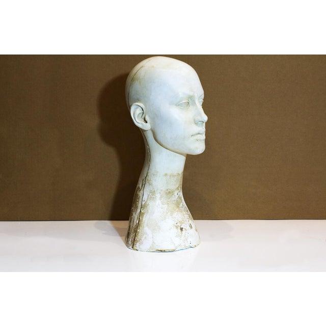 Ralph Pucci Mannequin Head Form, Josie Borain, 1989 - Image 3 of 6