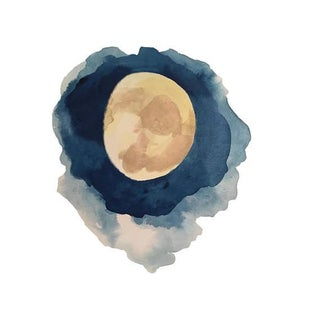 Moon Series- Waxing Gibbous For Sale