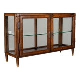 Image of 19th Century French Louis XVI Style Display Case For Sale