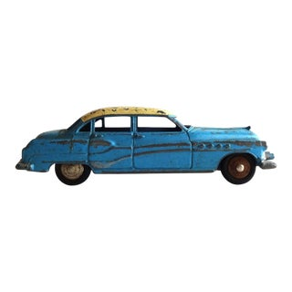 Mid 20th Century Dinky Toys Buick Roadmaster Toy Car For Sale
