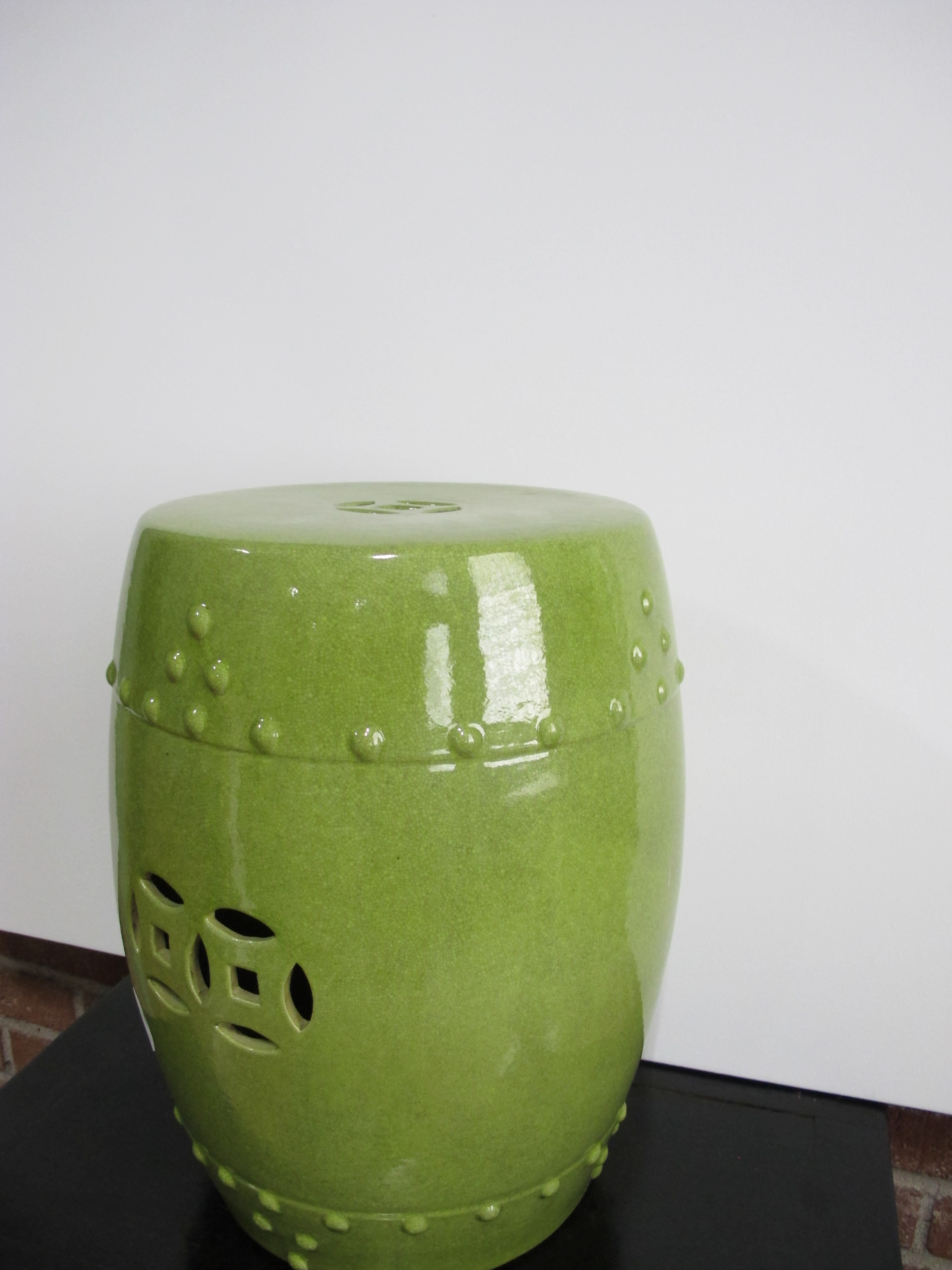 Charmant Chinese Lime Green Garden Stool For Sale. As Fresh As The Name Suggests, A  Lime. Perky Is The Name Of The