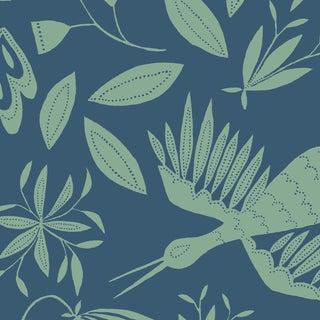 Julia Kipling Otomi Grand Wallpaper, 3 Yards, Cascade Falls For Sale
