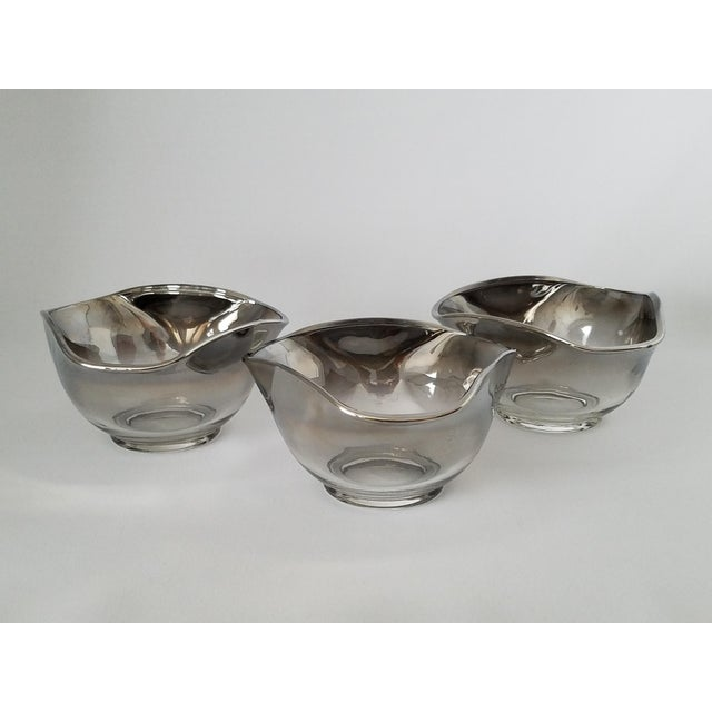 Dorothy Thorpe Dorothy Thorpe Mid-Century Bowls - Set of 4 For Sale - Image 4 of 8