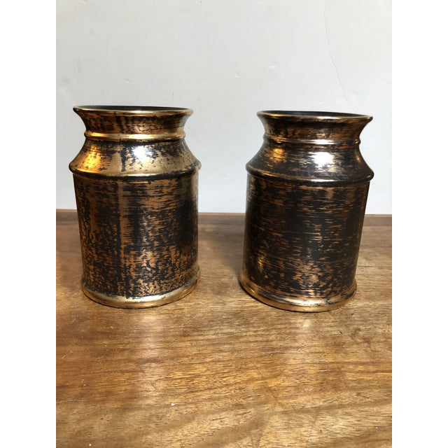 Vintage Mid Century Modern Stangyl Pottery - a Pair For Sale - Image 12 of 12