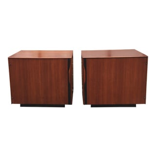 Pair of Nightstands by John Kapel for Glenn of California For Sale