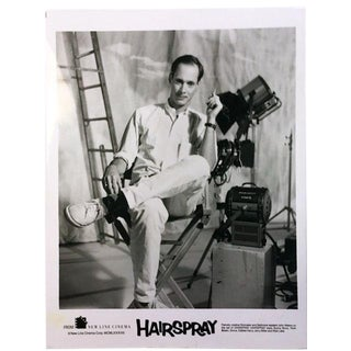 Vintage 1988 John Waters 'Hairspray' Photograph For Sale