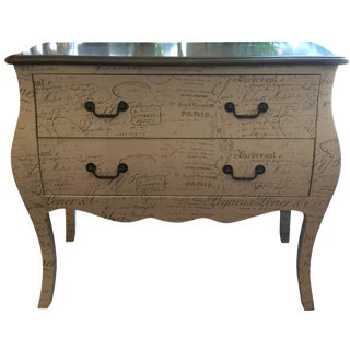 Francophile Bombay Chest For Sale