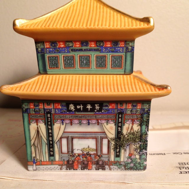 Forbidden City Music Box Collection For Sale - Image 5 of 9