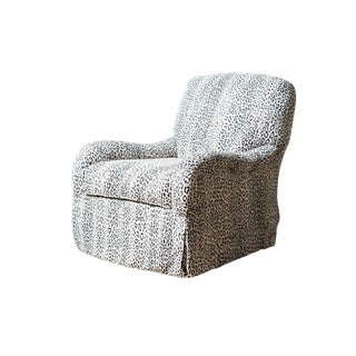 Modern Emory Swivel Chair For Sale