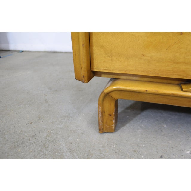 Mid-Century Modern Edmond Spence Tall Chest Dresser For Sale - Image 10 of 13