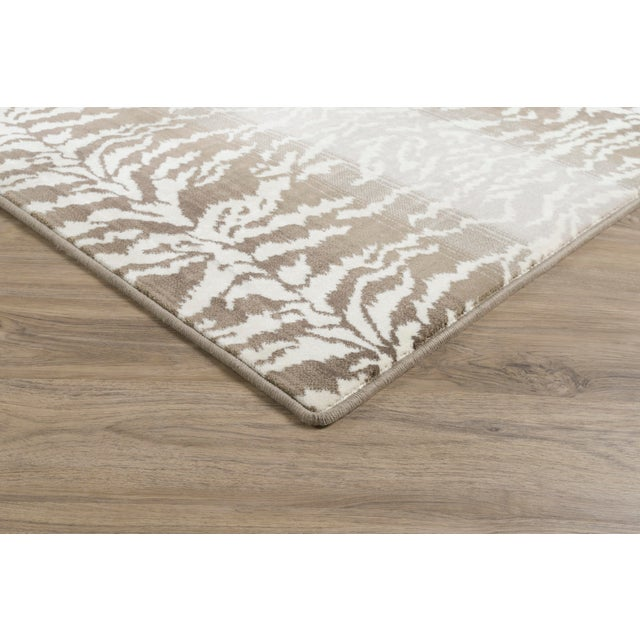 """Contemporary Stark Studio Rugs Tabby Stone Rug - 7'10"""" X 10'10"""" For Sale - Image 3 of 9"""