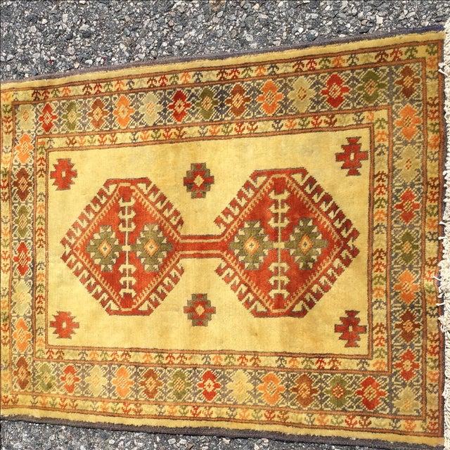 Turkaman Persian Rug - 2′2″ × 2′10″ - Image 3 of 9
