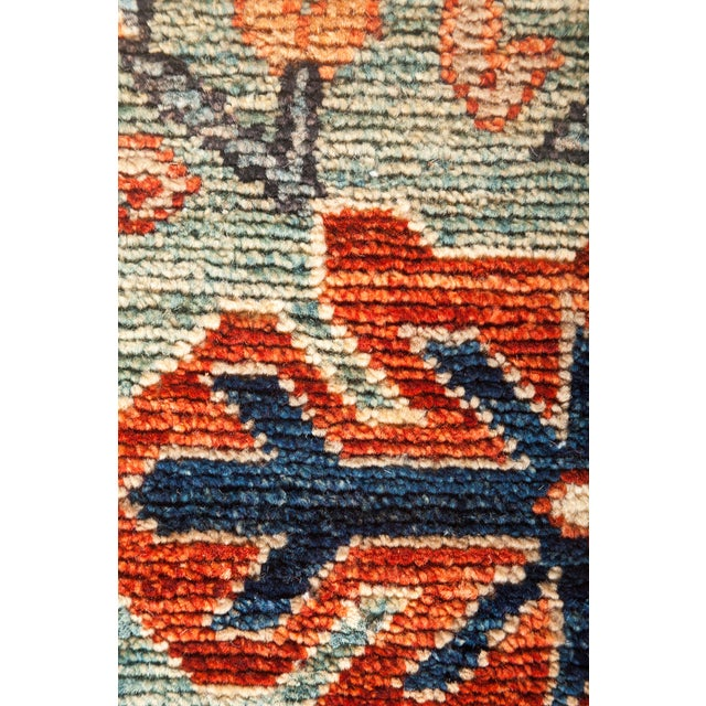 "Serapi Hand Knotted Area Rug - 11' 10"" X 15' 3"" - Image 3 of 4"