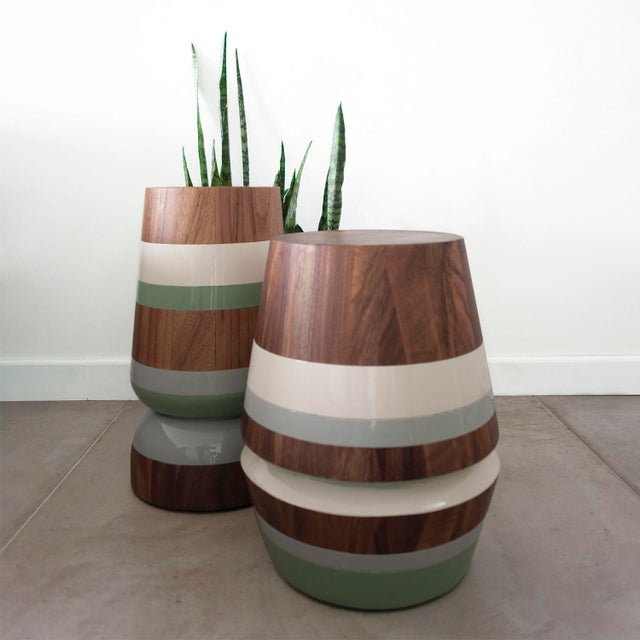 The capirucho drink table and stool is inspired by a popular yet simple toy enjoyed for many generations by kids in...