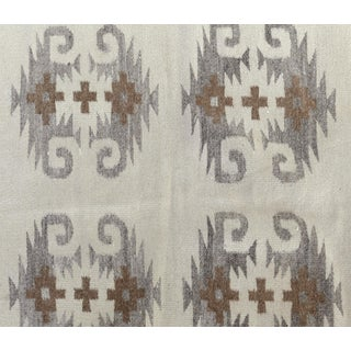 Vintage Hand-Woven Navajo Rug Preview