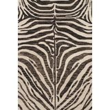 """Image of Loloi Rugs Masai Rug, Java / Ivory - 5'0""""x7'6"""" For Sale"""
