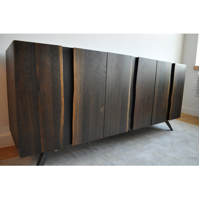 Wood Console by Nuevo Living - Image 2 of 4
