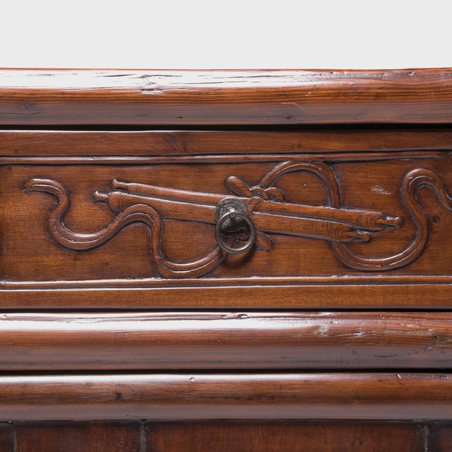 19th Century Chinese Scholars' Shelf For Sale - Image 9 of 10