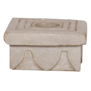 Marble Candle Votive Holder
