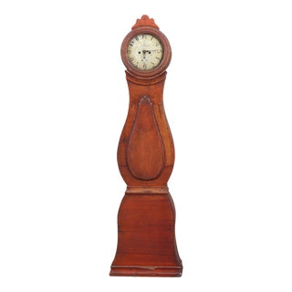 18th Century Swedish Mora Clock For Sale