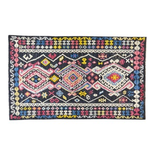 """Turkish Anatolian Oushak Hand Knotted Rug With Natural Colors,6'2""""x8'7"""" For Sale"""
