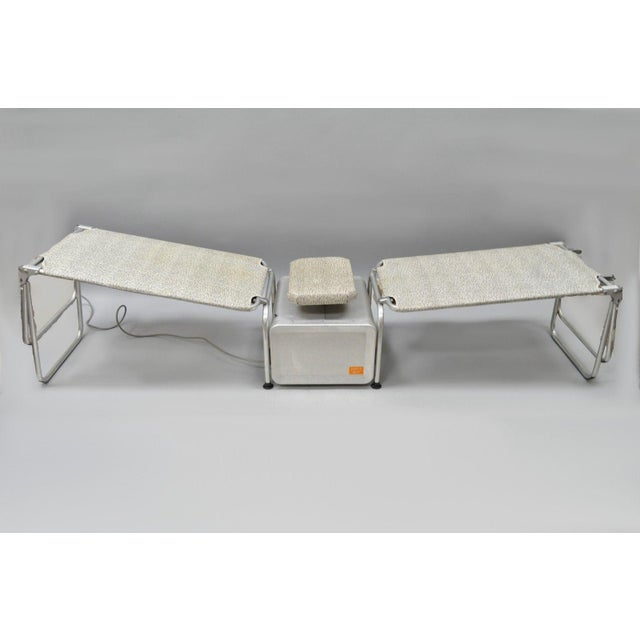 Vintage Posture Rest Company Massage Therapy Chair Seat For Sale - Image 11 of 12