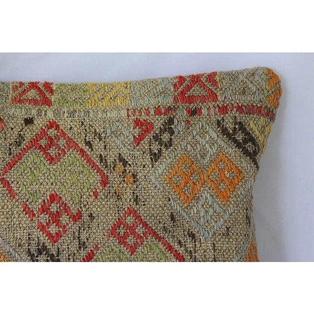 Handmade Kilim Pillow Cover - Image 2 of 5