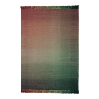 Nanimarquina Shade 3 Hand Loomed Dhurrie Rug 170X240 For Sale