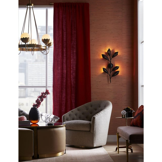 Celerie Kemble for Arteriors Cleo Chandelier For Sale - Image 9 of 12