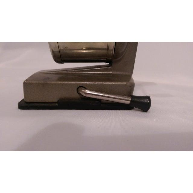 Vintage Boston Vacuum Mount Pencil Sharpener - Image 4 of 10
