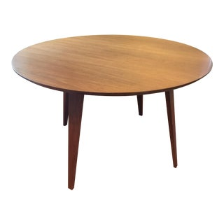 "Cherner 48"" Round Dining Table For Sale"