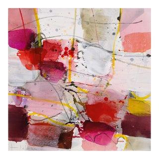 """Greet Helsen """"La vie en Rose"""", Painting For Sale"""